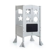 Guidecraft Kitchen Helper - Gray lc