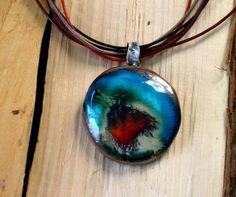 Grażyna Mucha - beautiful ceramic jewelry! www.grazynamucha.pl