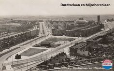 Dordtselaan Rotterdam (jaartal: 1950 tot 1960) - Foto's SERC