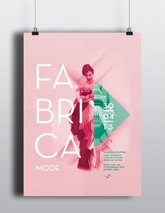 Visual Identity | Fabrica Mode by Lorene Faivre, via Behance