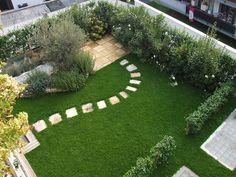 Costruire giardini pensili a Napoli