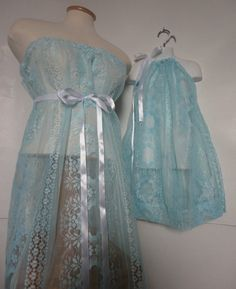 Mother Daughter Lace Dresses. Matching Mommy and Me Outfit. Mommy & Me. Cobalt Blue. Mother Daughter Dress. Cover Up.Beach.Lace