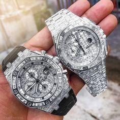 Audemars Piguet Price, Audemars Piguet Royal Oak, Cool Watches, Rolex Watches, Art Watch, Watch 2, Luxury Watches For Men, Black Rubber, Freezer Burn
