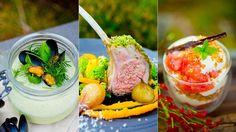 Høstens beste kosemat: blåskjellsuppe, lammecarré og tilslørte bondepiker #godtno