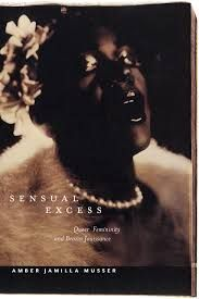 In Sensual Excess: Queer Femininity and Brown Jouissance, Amber Jamilla Musser confronts the tensions that arise in producing knowledge around black and brown bodies, specifically regarding sexuali… Queer Theory, Model Minority, Black Future, Writing A Book Review, African American Studies, Audre Lorde, Gender Studies, Film Studies, Chapter One