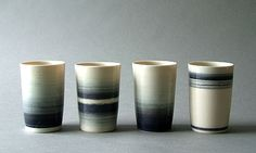 Studiopottery.co.uk Archive : Origin: The London Craft Fair - James and Tilla Waters