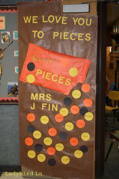 Ladybird Ln: Teacher Appreciation Door Ideas, 2012 edition!