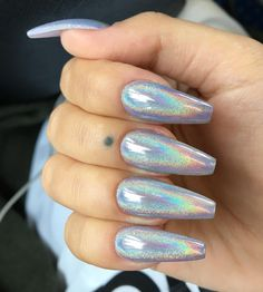 """2,064 Likes, 25 Comments - Amina Aspasia (@nails.xmxnx_) on Instagram: """"I LOVE the result We changed her nails to a slightly tapered square shape and shortened them a…"""""""