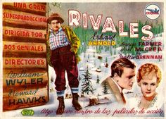 "Rivales (1936) ""Come and Get It"" de Howard Hawks y William Wyler - tt0027459"