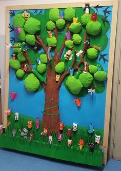 Il nostro albero dell'inclusione... a scuola c'è posto per tutti!