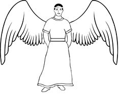 Re : Angel by Angel with wingsWings are from Wings 2 by lemmling, on Angel Vector, Free Angel, Cupid, High Quality Images, Vector Graphics, Wings, Clip Art, Superhero, Black And White