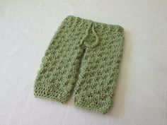 How to crochet shell stitch leggings / trousers / pants - any size - YouTube