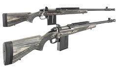 Ruger M-77 Gunsite Scout .308-Winchester