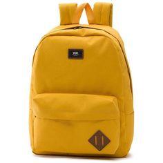 Vans Old Skool II ( 31) ❤ liked on Polyvore featuring bags, backpacks, 2b893611c5