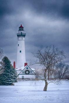 Windpoint Lighthouse -Rod Stent 500px
