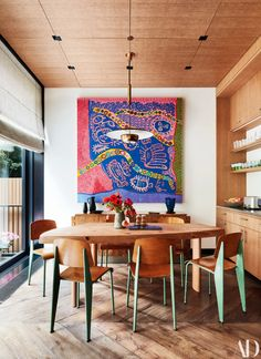 Tour Allison and Warren Kanders's Five-Story Greenwich Village Townhouse | Architectural Digest Le Corbusier, Charlotte Perriand, Interior Inspiration, Room Inspiration, Jean Prouve, Greenwich Village, Architectural Digest, Decoration, Townhouse