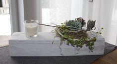 gs40 gro e dekos ule aus neuem holz f r innen und aussen. Black Bedroom Furniture Sets. Home Design Ideas