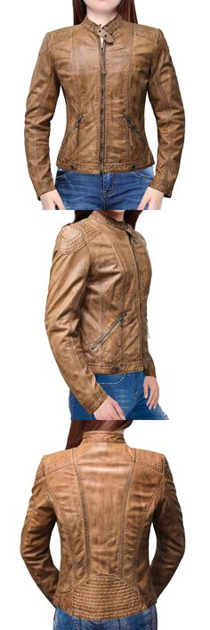 Do You Want to Look Fashionable in Front of People? Now Try New Retro Brown Shoulder Design Women Biker Cross Pocket Jacket. Made from real Leather. Our Designers Team have Accomplished This Valuable Jacket for Our Online Female Customer in Reasonable Price. You Can Get Easily this Stylish Jacket from Our Online Store.  #bikergirls #womenbikers #girlsfashion #femalefashion #celebrities #antique #movies #fashion #clothing #costumes #leatherjackets #fashionable #jacketfashion #fashionblog…