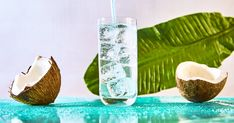 Just when you thought your Vodka Soda couldn't get any healthier, we went and added a splash of ultra-hydrating coconut water to the classic cocktail. Best Vodka Cocktails, The Best Vodka, Easy Cocktails, Classic Cocktails, Cocktail Recipes, Coconut Water Recipes, Coconut Vodka, Raw Coconut, Coconut Water Cocktail
