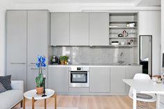 Trendesso: Wonderful small scandinavian apartment