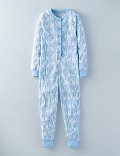 Cosy Printed All-in-one 34193 All-In-Ones at Boden