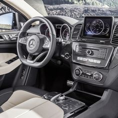 Mercedes-Benz GLE450 AMG #Coupe #SUV
