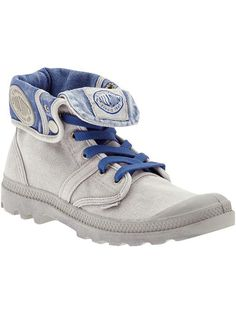 Palladium Boots Pallabrouse Baggy Live the unique old school style aka Chucks