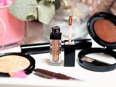 Lid Lust in Peach Glow Kajal Eyeliner, Baked Blush, Glow Foundation, Dark Skin Tone, Laura Geller, Pink Grapefruit, Long Lashes, Color Blending, Color Correction