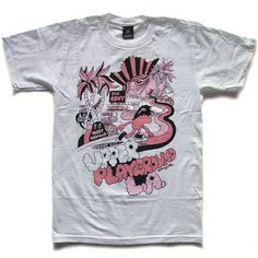 TicTocToy: Tee of the Day: Upper Playground 'LA' x Jeremyville'