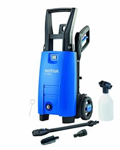 Nilfisk C110 4-5 X-Tra Pressure Washer with 1400 W Motor -- Want to know more, click on the image. (This is an affiliate link) #MowersandOutdoorPowerTools