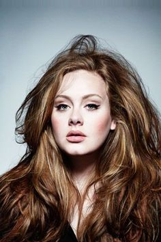 I love Adele and her hair