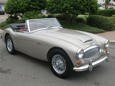 1966 AUSTIN-HEALEY 3000 MARK III BJ8 CONVERTIBLE