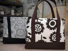 Free bag patterns by Bernina