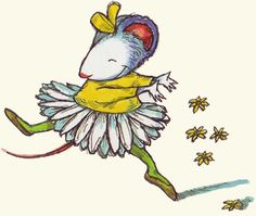 Kevin Henkes Mouse Characters: Chrysanthemum