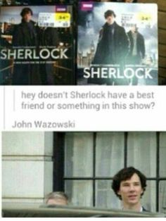 Ahahahahaha, I died! Literally! -Eleonora, the old lady who got blown up by Moriarty.