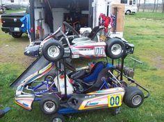 2 of Gordon Racing karts