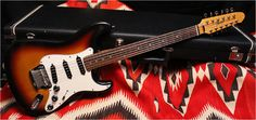 """1984 Fender Stratocaster XII""""Sunburst"""" """"Premium used Vintage Electric and Acoustic guitars, Rumble Seat Music Southwest, Fender,Gibson,Grets..."""