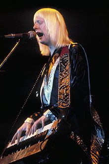 The Edgar Winter Group  - he took my friends and I on a FREE RIDE with FRANKENSTEIN!