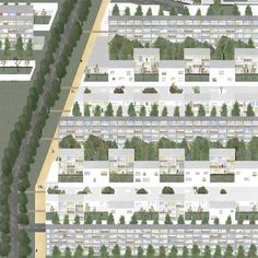 dogma Proposal for the Weisse Stadt in Oranienburg, 2013
