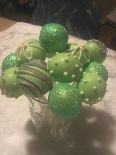 Key Lime Cake Pops by Allthatsparkles11