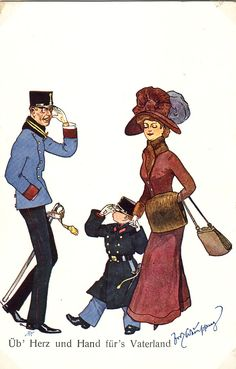 Austria, Austro Hungarian, War Photography, Military Uniforms, World War One, Kaiser, Chocolate Box, Caricature, Empire