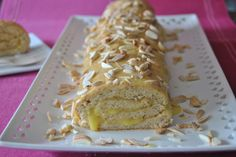 Pão e Beldroegas: Torta de Amêndoa