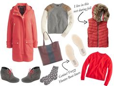 Cozy Fall Favorites {http://bit.ly/1s6FbUx} #fall #fallfashion #fallclothes