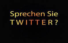 Twitter für Anfänger/innen: Sprache und Kürzel