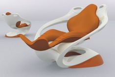 Weird and wonderful reclining chairs – Interior Design and Architecture