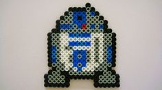 R2D2 perler (hama) beads
