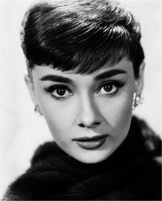 Audrey Hepburn, 1950.