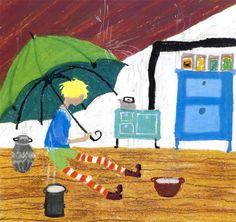 Der Xaver und der Wastl - Kinderbuch
