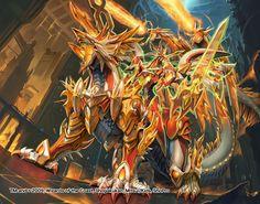超竜騎神ボルガウルジャック