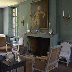 Love this Swedish style living room of friends of mine. Elegant and stylish! #swedishstyle #belgium #belgianpearlsblog